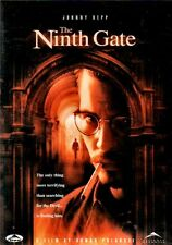 The Ninth Gate (BRAND NEW DVD!)JOHNNY DEPP,FRANK LANGELLA,A ROMAN POLANSKI FILM!