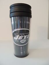 New York Jets Hunter Mfg NFL 16oz Insulated Travel Mug FREE SHIP!!