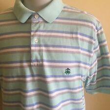 Brooks Brothers Mens Polo - XL - Sheep Logo - Mint Green