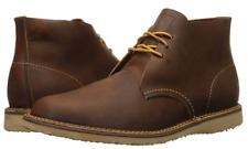 Red Wing Heritage Weekender 3322 Men's 8.5 Copper Rough and Tough Chukka Boot