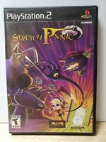 Stretch Panic for (PS2) PlayStation 2 - NO MANUAL FREE SHIPP