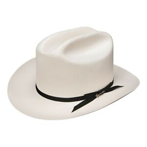Stetson Open Road 6X Straw Cowboy Hat