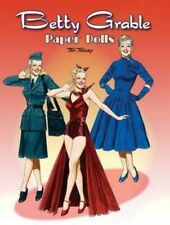 Betty Grable: Paper Dolls (Dover Celebrity Paper Dolls) by Tom Tierney | Paperba