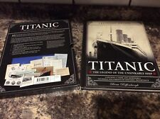 Titanic Centenary Edition Collectors Book