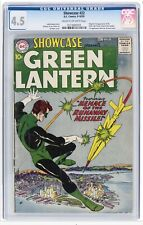 Showcase #22 CGC 4.5 1st App Silver Age Green Lantern Hal Jordan 0273685003 🔥