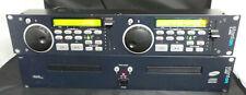 Stanton C.500 Professional DJ Dual Deck CD Player & Control Panel - Rack Mount
