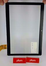Plum Z711 Digitizer Lens Touch Panel New Original Black