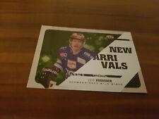 DEL 18-19 2018-2019 PARALLEL NEW ARRIVALS Ville Korhonen Schwenninger Wild Wings