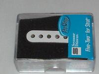 Seymour Duncan Five Two Strat SSL-52 Guitar Strat Pickup WHITE  New in Box
