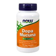 Dopa Mucuna 90 Compresse Vegetariane da Now Foods