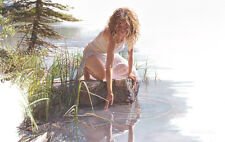 """Steve HANKS """" Touched By Beauty """" Limited Edition Canvas  Numbered Art"""