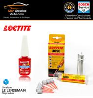 PROMO LOCTITE 243 Frein Filet Moyen 5ml + LOCTITE 3090 Colle Bi-Composant 10ml