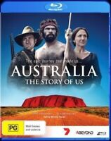 AUSTRALIA STORY OF US COLLECTORS EDITION BLURAY AUS/NZ ZONE B BRAND NEW SEALED
