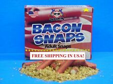 100 pc Adult Party Poppers 5 Boxes BACON SNAPS RED Cracker Party Fast Free Ship