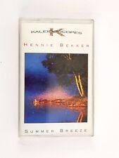 Hennie Bekker Summer Breeze Music Cassette Tape Instrumental Kaleidoscope 1993
