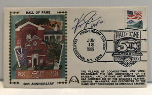 FERGIE JENKINS FDC HOF 1989 Gateway Cover Chicago Cubs