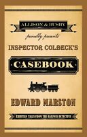 EDWARD MARSTON __ INSPECTOR COLBECK'S CASEBOOK____ BRAND NEW __ FREEPOST UK