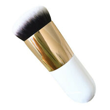 Foundation Brush Face Makeup Cosmetic Tool White+Gold LW