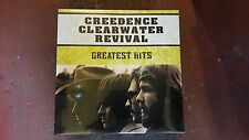 CREEDENCE CLEARWATER REVIVAL - Greatest Hits - Vinyl / LP- NEW & SEALED