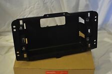 "Honda S2000 OEM JDM Navigation Bezel Double Din Dash Genuine Black 7"" LCD Mount"