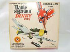 Dinky Battle of Britain Junkers JU 87B Stuka #721 Mint Boxed