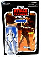 Kenner Star Wars Attack of the Clones Clone Trooper NIB Unpunched VC45 d595