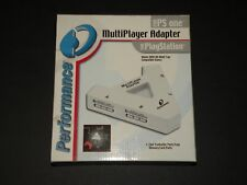 NEW InterAct PS One 4-Controller Hub Multiplayer Adapter PlayStation-1 ps1 psx