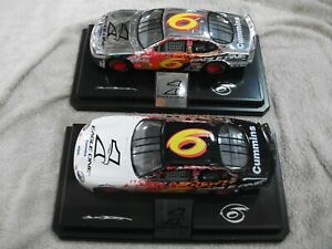 racing champions 1/24 mark martin eagle one two car set