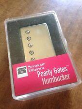 Seymour Duncan Pearly Gates Humbucker Pickup Neck Nickel SHPG-1N 11102-45-NC NEW