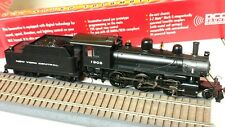 "HO Scale, Bachmann New York Central 2-6-0 ""Mogul"" Steam Locomotive w/ DCC Sound"