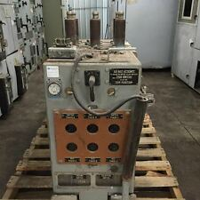 GE 4.16KV 1200A Magne-Blast Ground & Test Unit