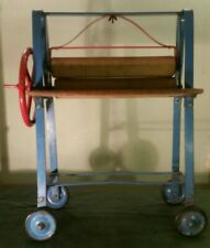 Vintage Triang (Lines Bros) Toy Mangle On Wheels Fully Marked Good Cond For Age