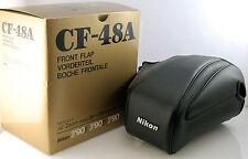 Véritable Nikon cf048a rabat de devant top case. pour F90 F90x avec 35-135mm excellent.
