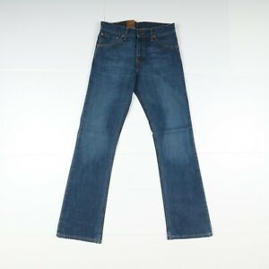 Jeans Levi's 507 Standard Fit Bootcut Jeans (NV134) W29 L34 Nuovo Deadstock