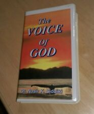 6 cassette tape set Wisdom Ministries The Voice Of God Dr. Nasir K Siddiki Rare