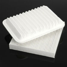 Engine & Cabin Air Filter For Toyota Corolla 09-17 Yaris 07-17 Matrix 09-14 X1