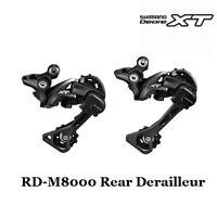 Shimano XT RD-M8000 11-Speed Rear Derailleurs MTB GS SGS Medium Long Cage