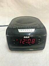 Rca Alarm Clock Cd Radio Am/Fm Rp5605-A Led Display Snooze  00004000