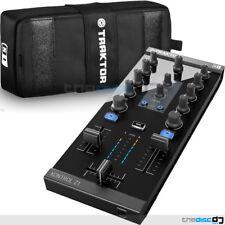 Native Instruments Traktor Kontrol Z1 Mixer, Controller, Soundcard and NI Case