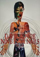 David Bowie Nine Inch Nails Mint 1st Printing Mint Original 1995 Poster w/Coa