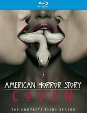 American Horror Story: Coven Blu-ray New DVD! Ships Fast!