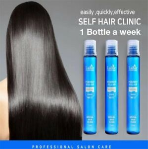 Best Korea Cosmetics Perfect Hair Fill-Up Protein Hair Ampoule Keratin Hair Loss