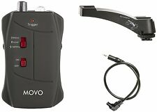 Movo LC200-C3 Sound Motion & Lightning Shutter Trigger for Canon EOS DSLR Camera