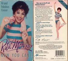 VHS: RITA MORENO: NOW YOU CAN.....NEW