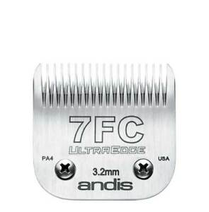 Andis Ultraedge Size 7FC Detachable Clipper Blade Dog Grooming Wahl Oster A5