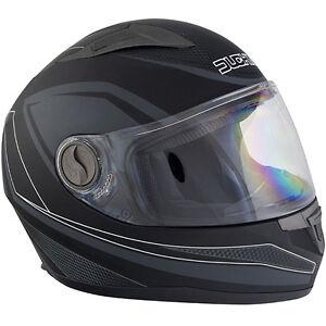 Duchinni D705 Syncro Motorcycle Helmet Gun Crash Lid Scooter Motorbike Safety