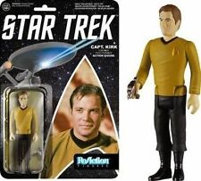 Figura Star Trek Reaction Action Figure Captain Kirk 10 Cm Funko
