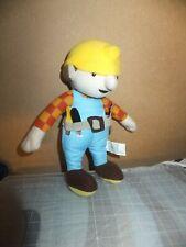 Bob The Builder HIT Nanco 2010 Plush Toy Doll