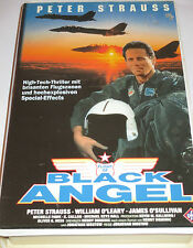 Flight of Black Angel - VHS/Action/Peter Strauss/UFA 3880