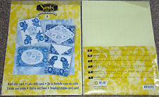 JEJE SANDY ART LACE Creative with Sand 4 Cards + env 3 bags sand Lace 1.9153